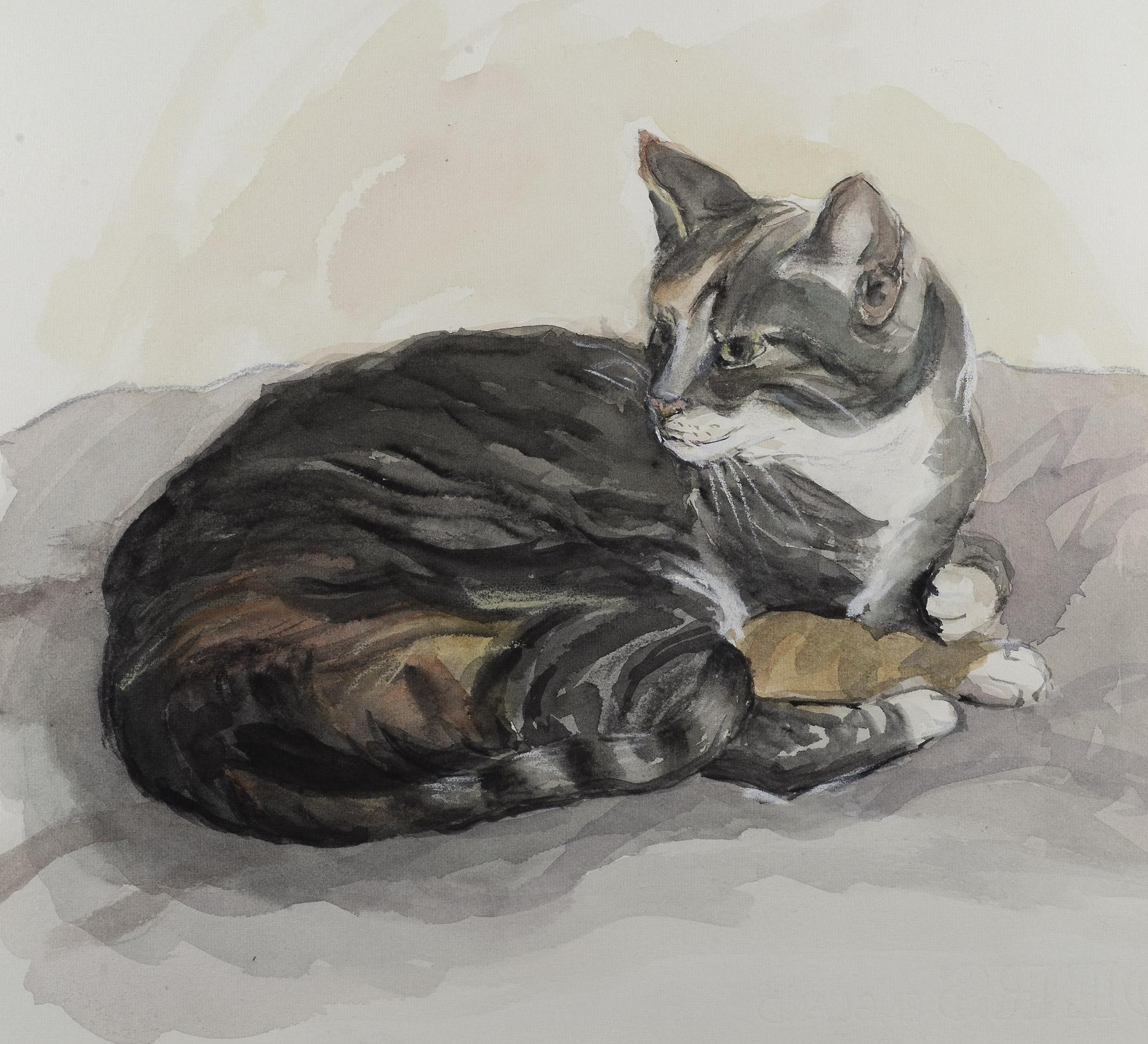 Lily Portrait
